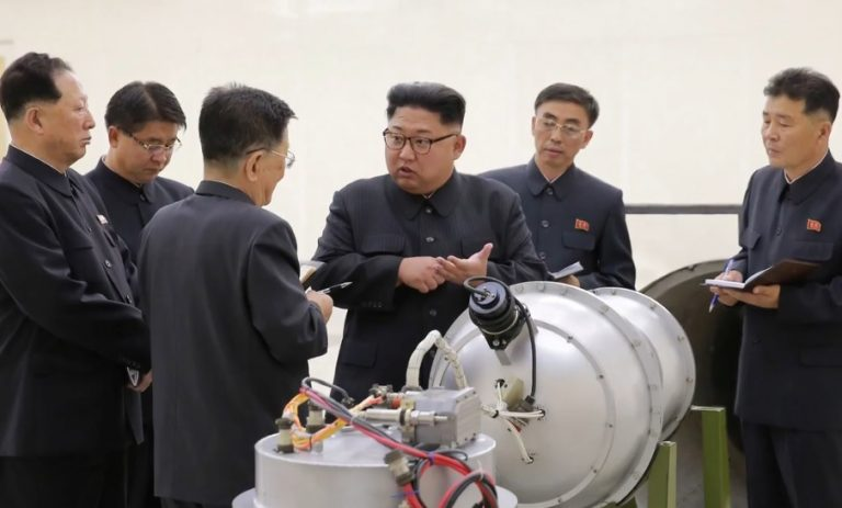 Hydrogen bomb warheads and EMP weapons… it's time for Trump to deal with Kim Jong-Un – NaturalNews.com