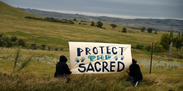 PROTECT THE SACRED!!! – Water is life tour – A.I.M