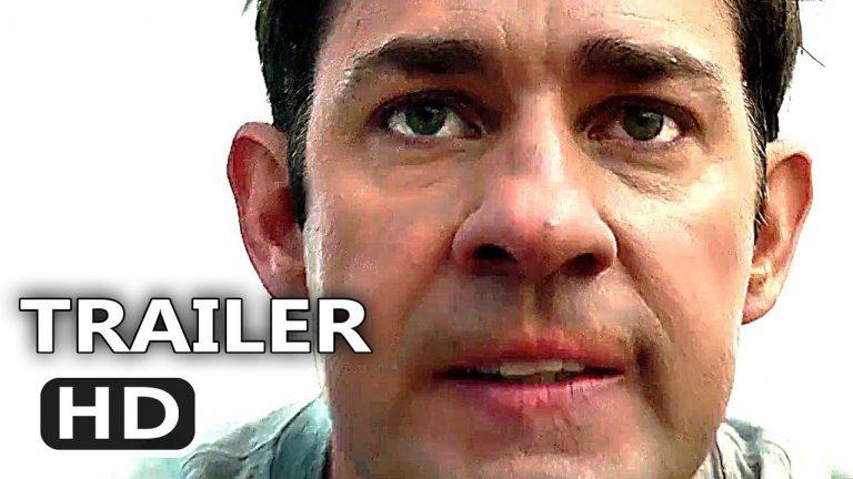 JACK RYAN Official Trailer (2017) John Krasinski, TV Series HD