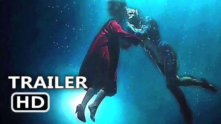 THE SHАPЕ ΟF WАTЕR Official Trailer # 3 (2017) Guillermo Del Toro, Michael Shannon Fantasy Movie HD