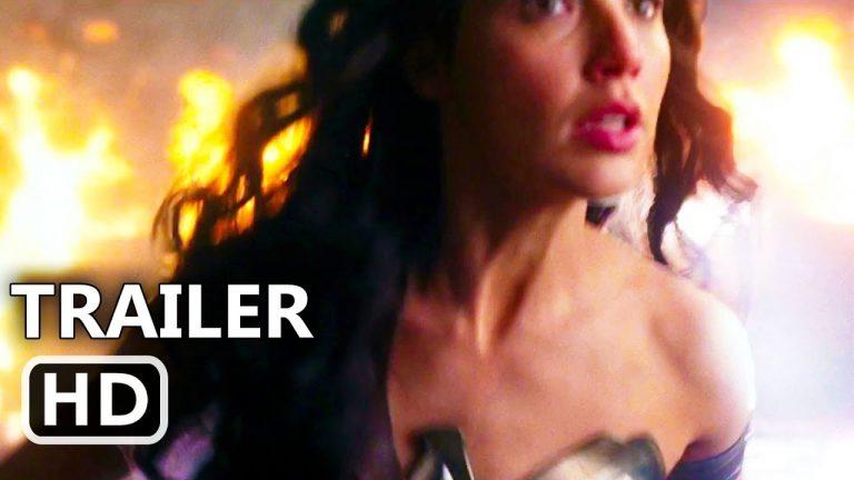 "JUSTICE LEAGUE ""Friends"" Trailer (2017) Superhero Bockuster Movie HD"