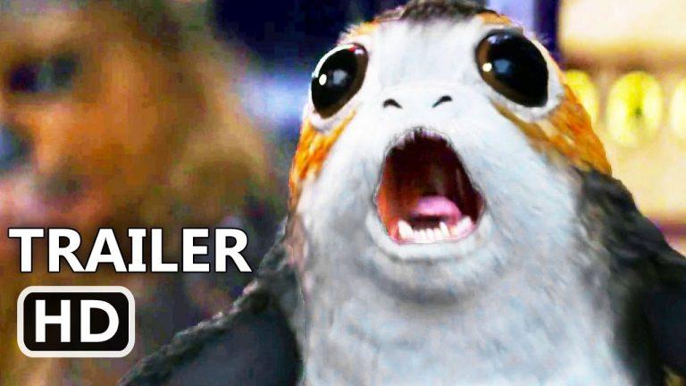 STАR WАRS 8 The Last Jedi NEW Trailer (2017) Daisy Ridley, Sci-Fi Movie HD