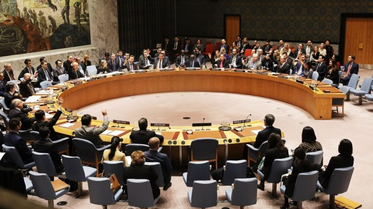 UN imposes new sanctions on North Korea