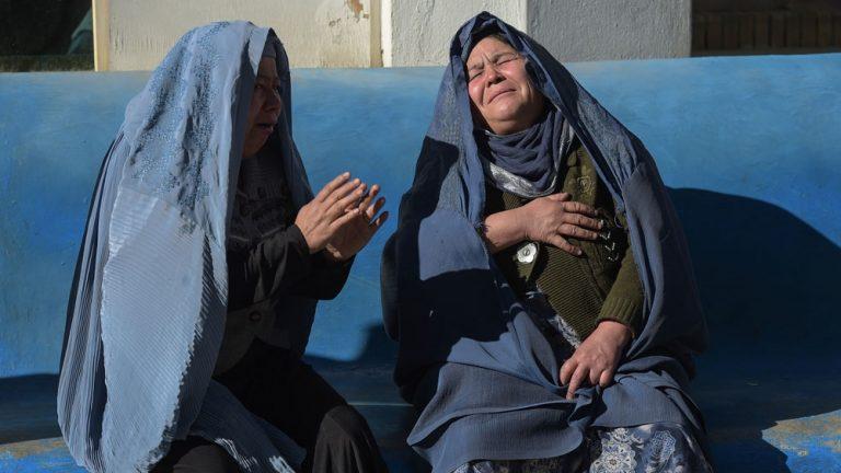 Kabul blast at Afghan Voice, Tebyan centre kills dozens