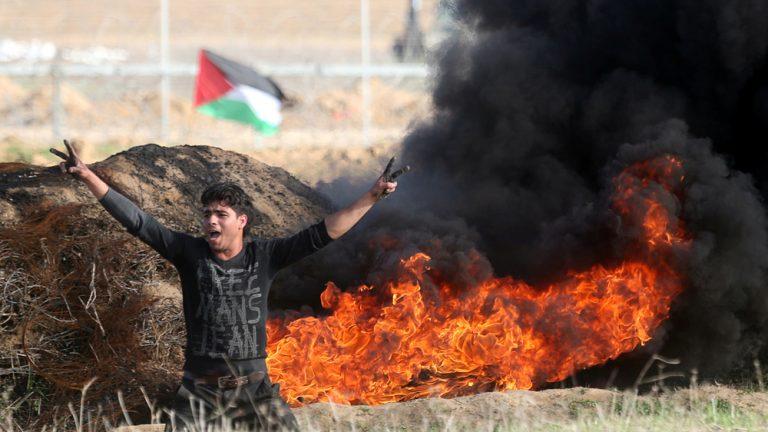 Two Palestinian teenagers killed by Israeli troops