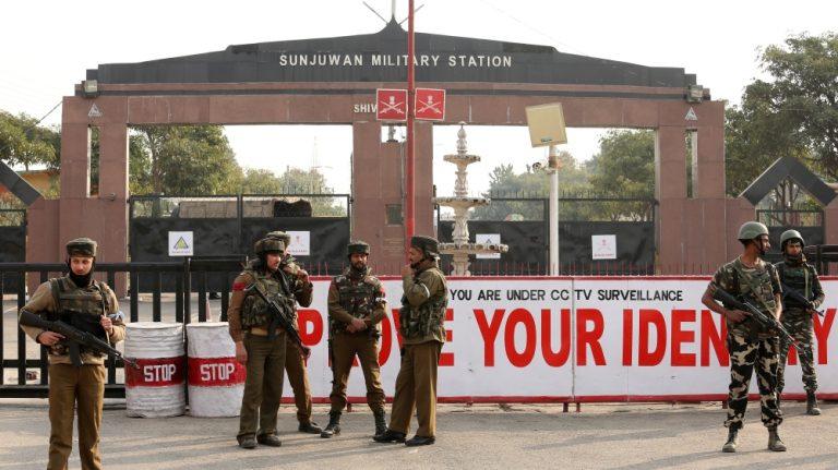 Kashmir gunfight enters second day, five soldiers dead
