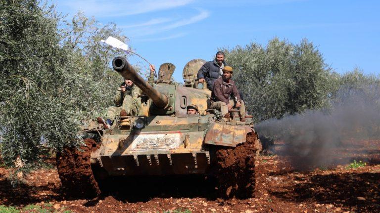 Turkey denies reports Syria will help YPG in Afrin