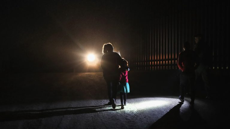 Congo asylum seeker in US separated from child for months: ACLU
