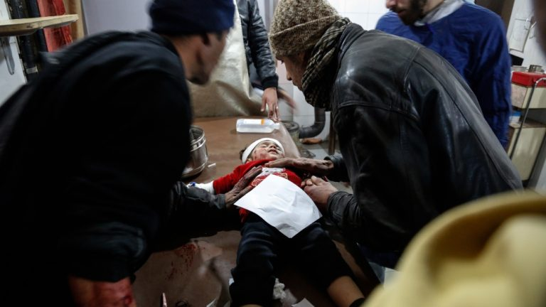 War monitor: 35 dead in Eastern Ghouta in last 24 hours