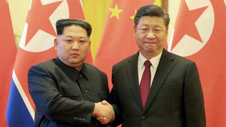 Has N Korea won vital China support before the Trump summit?