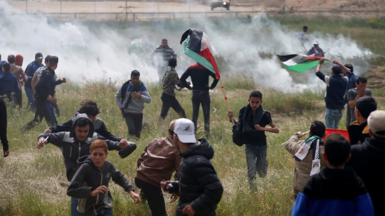 Israeli forces kill 7 Palestinians on Land Day
