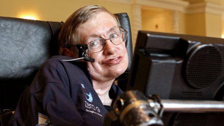 British scientist Stephen Hawking dies at age 76