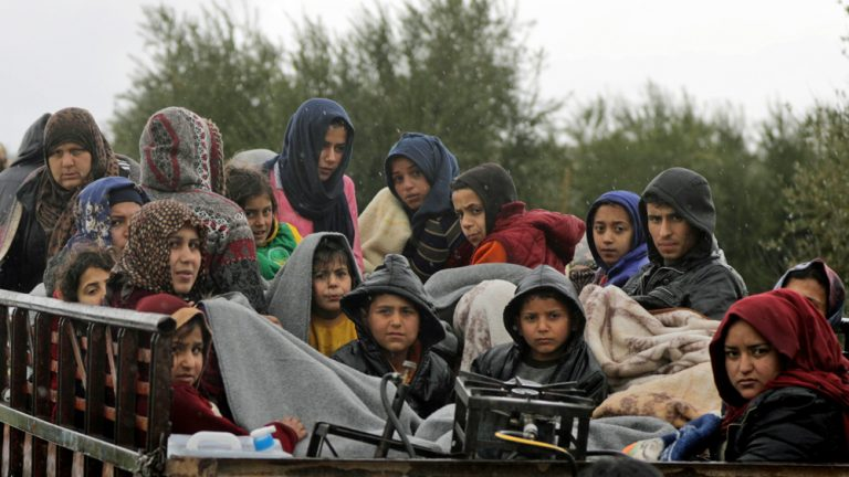 Turkish-led assault on Syria's Afrin displaced 10,000 in a day