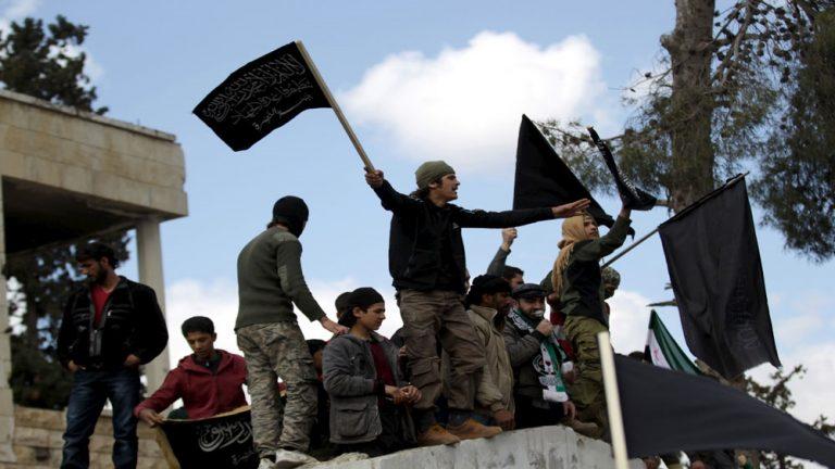 Where is al-Qaeda in Syria?