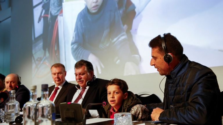 Russia takes Syrians to OPCW, Western allies denounce 'stunt'