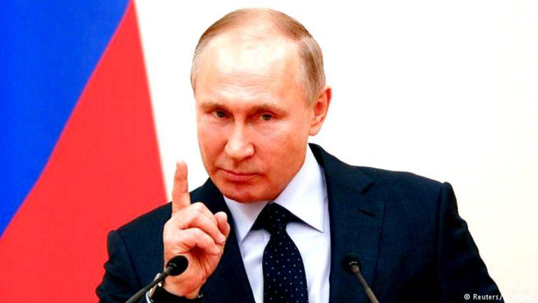 Putin: Further Syria strikes to cause chaos in international ties