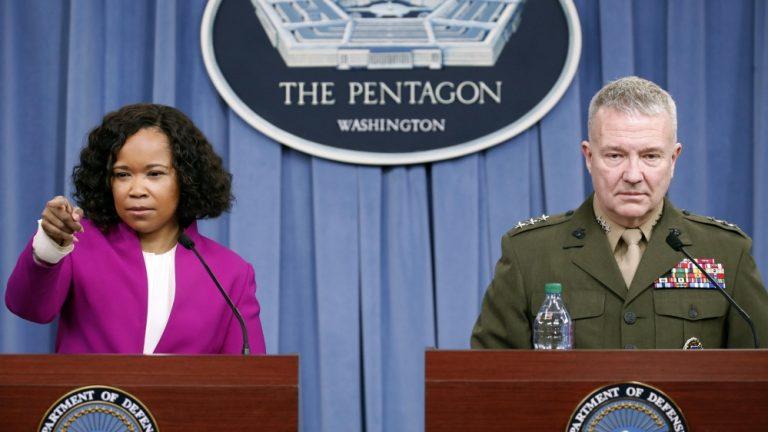 Pentagon: US-led strikes on Syria hit every target