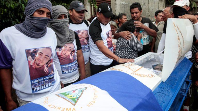 Eight dead in Nicaragua as gunfire and home blaze break truce