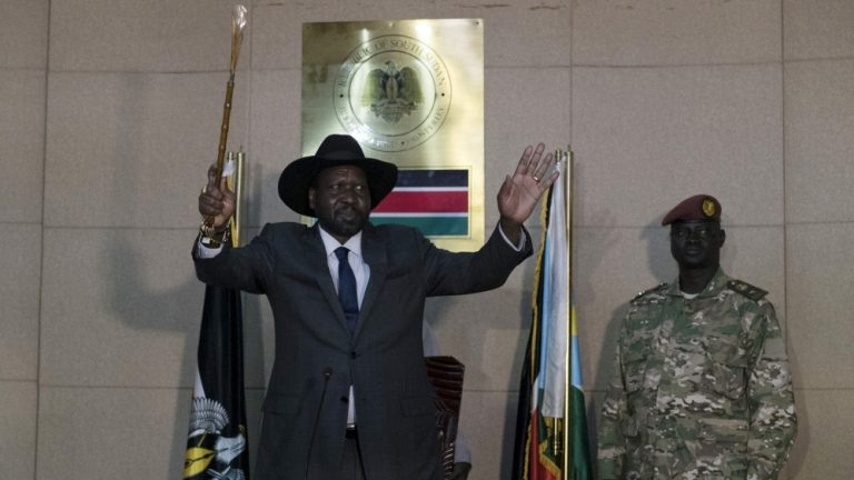 South Sudan opposition rejects plans to extend Kiir's tenure