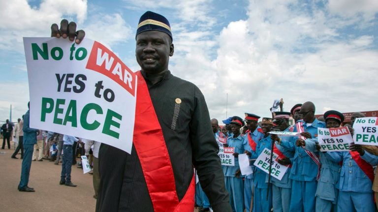 South Sudan rivals sign new power-sharing deal