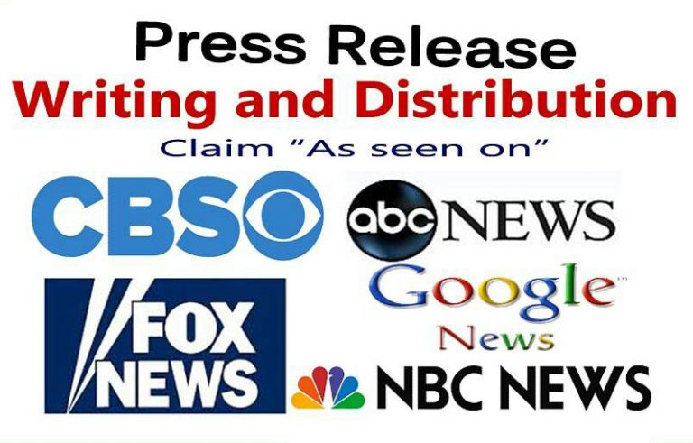 NEED A PROFESSIONAL PRESS RELEASE AND DISTRIBUTION?