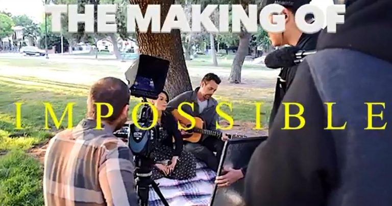 The Making of Impossible by You Art & Culture
