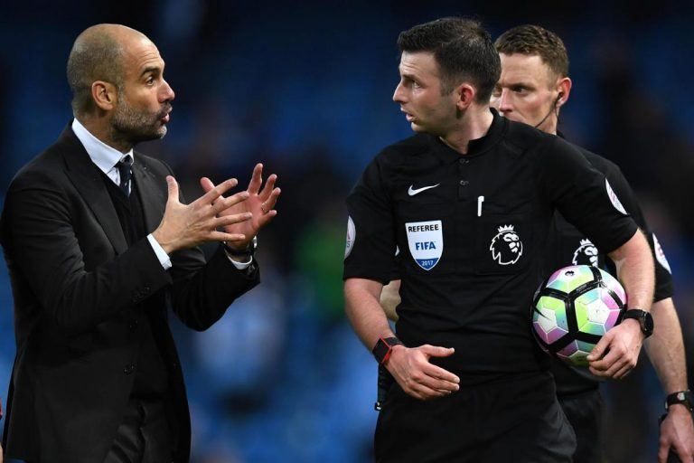 Badly behaved managers will receive yellow and red cards next season, FA announce