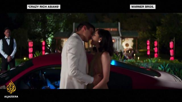 Film Crazy Rich Asians takes Hollywood by storm