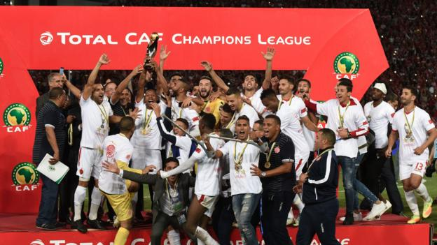 African Champions League: Wydad and Ahly reach quarter-finals
