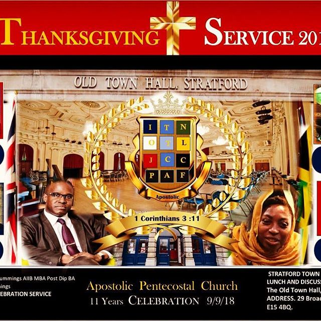 JAMAICAN HIGH COMISSIONER TO ATTEND PASTOR'S COMMUNITY EVENT ~ Sunday, Sept 9