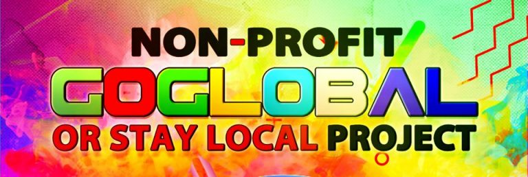 Go Global or Stay Local Project – NON PROFIT