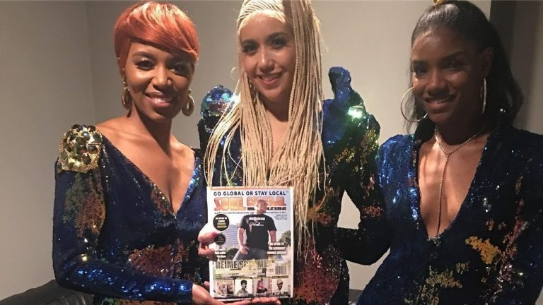 SUPPORT THE #SOUL With The Shindellas – Louis York and more Soul Central Magazine #TrendingToday