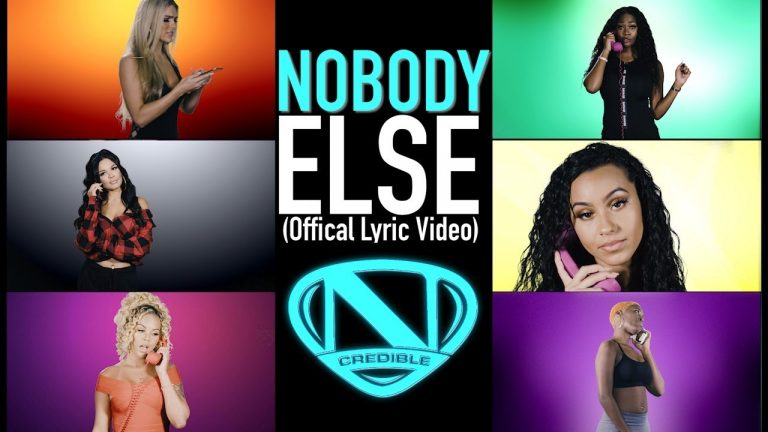 Nobody Else (Official Lyric Video) Ncredible Gang featuring Nick Cannon, Ty Dolla Sign, and Jacquees