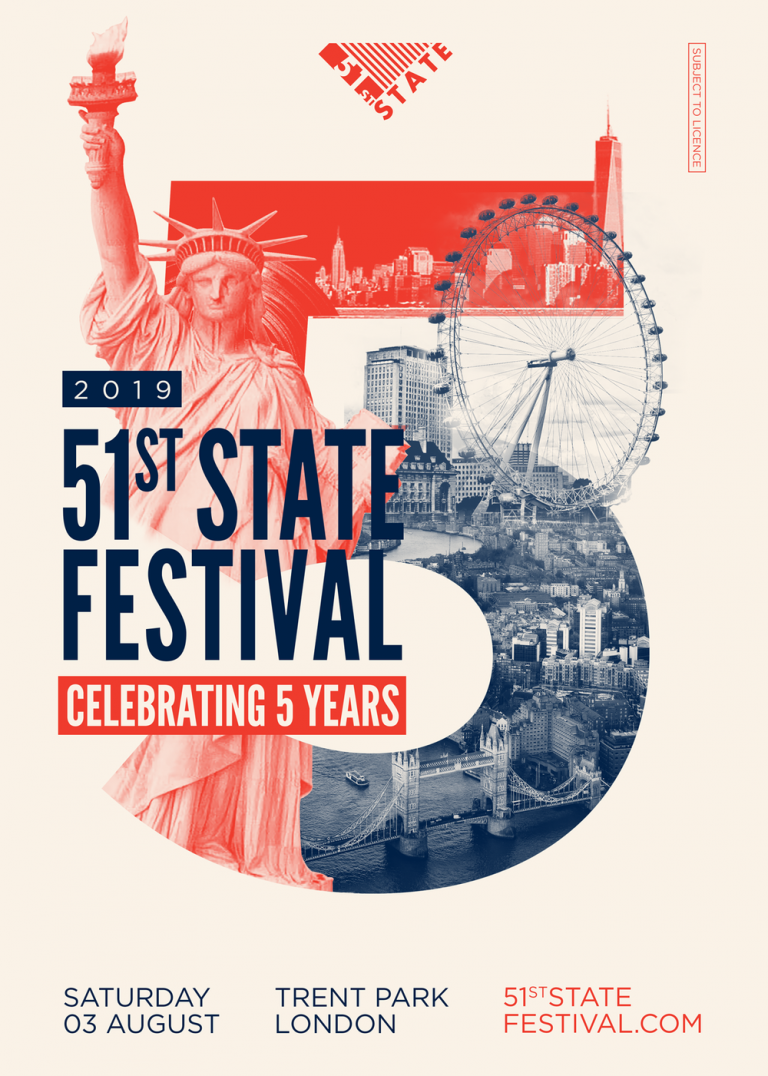 51st State Festival Announces Huge Lineup For 5th Birthday Edition