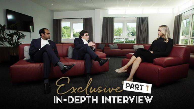 Emery, Europe & ambitions | In-depth interview with Vinai Venkatesham & Raul Sanllehi | Part 1