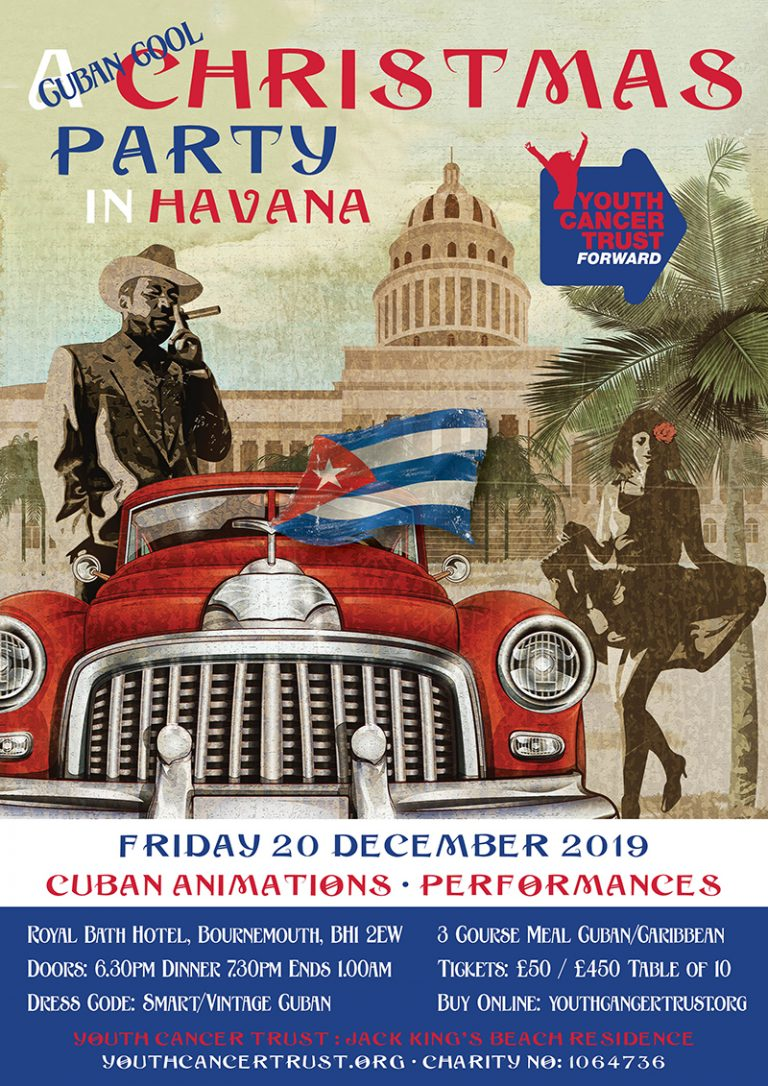 Cuban Christmas Party in Havana Friday 30th December