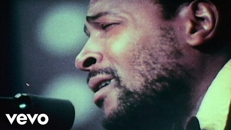 Marvin Gaye – What's Going On (Official Video 2019)