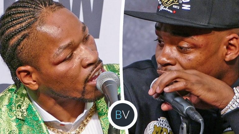 Post Fight | Errol Spence vs Shawn Porter