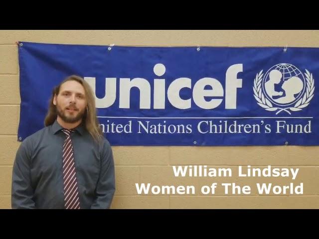 William Lindsay – Women of The World Org SO Soul Central Magazine #TrendingToday