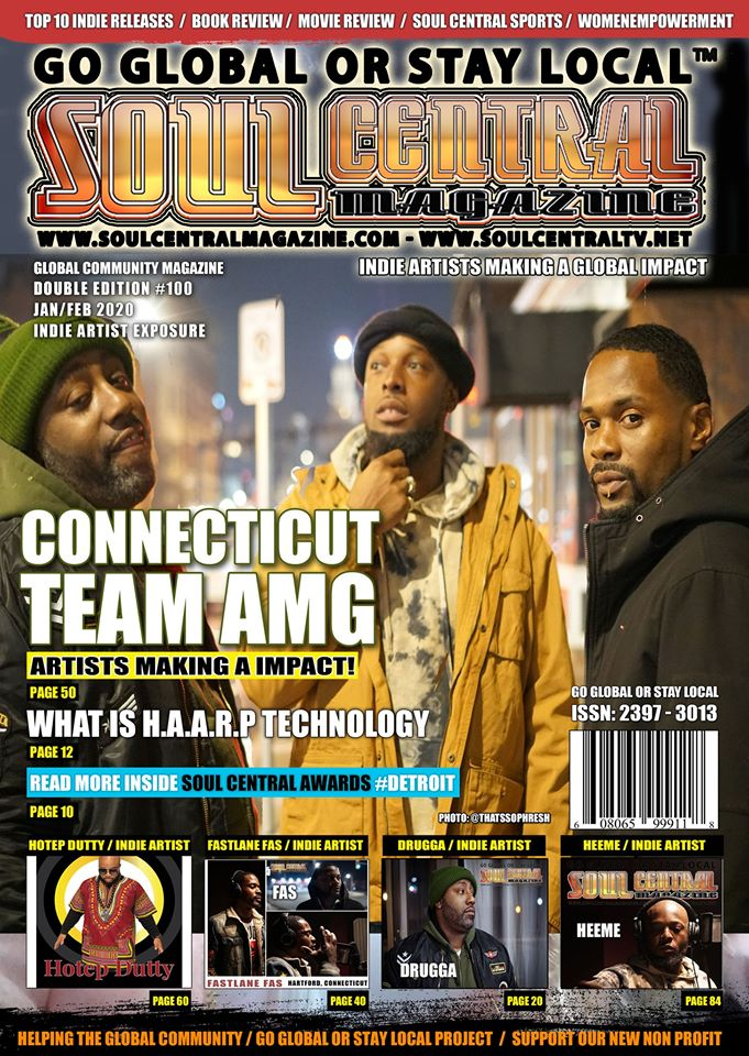 Soul Central Magazine – #TEAM #AMG #CONNECTICUT – 100th #Anniversary Edition