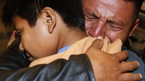 Parents Missing After Border Separations